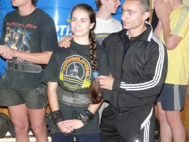 Измаильчанка Виолетта Чеботарь выборола свою очередную победу