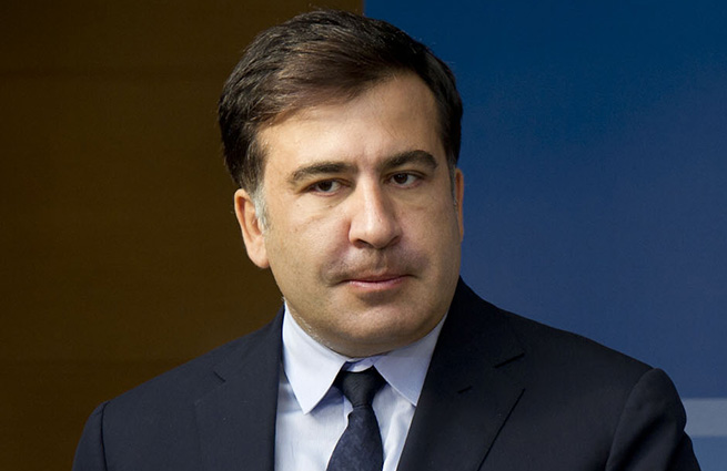 В Измаил прибудет Михаил Саакашвили