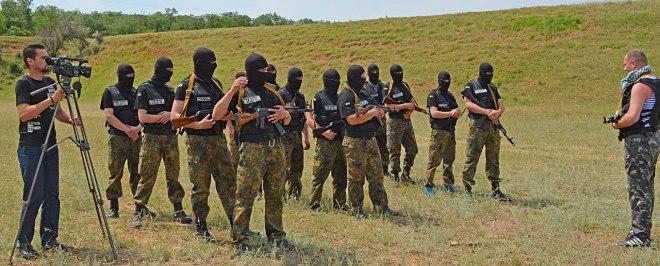 В Измаиле сформирована новая штурмовая группа МВД.