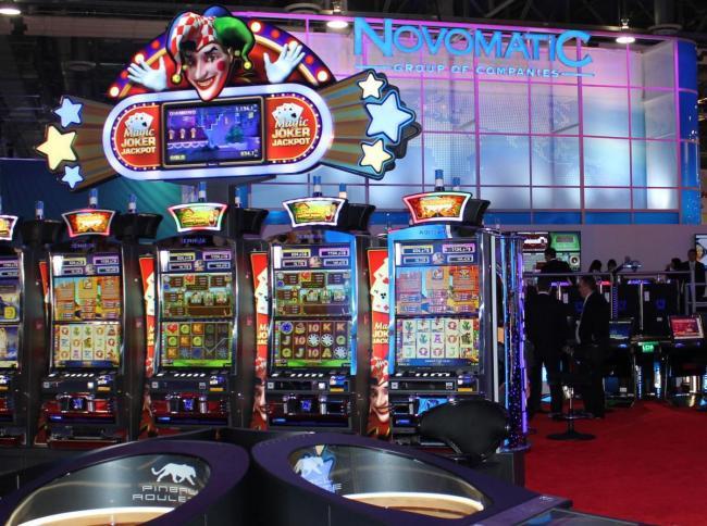Новоматик – гордость онлайн казино Вулкан