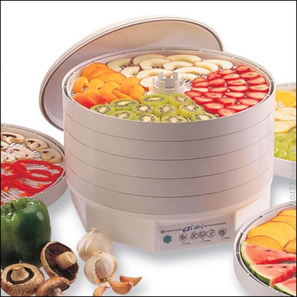 сушилки для овощей и фруктов;