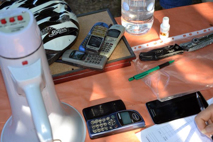 Измаил. Чемпионат по метанию мобильных телефонов