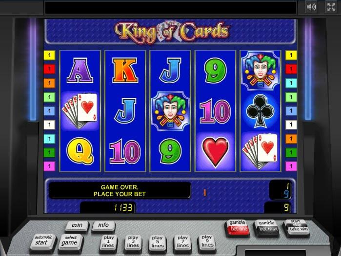 азартные игры бесплатно онлайн играть
