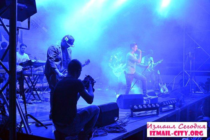 BMG band в Измаиле!
