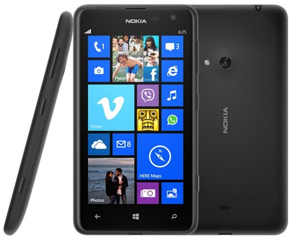 замена стекла Nokia Lumia 625