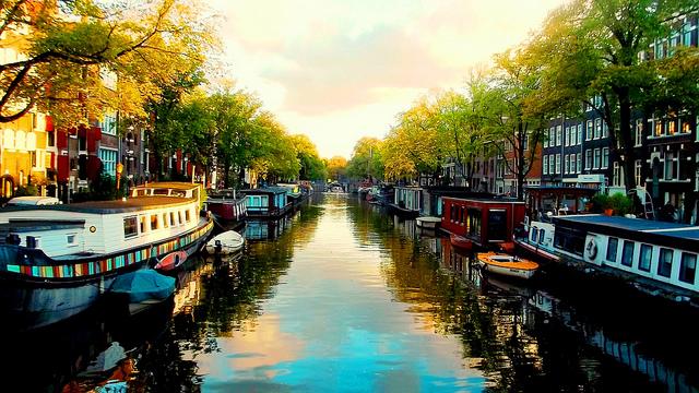 Сайт русского гида в Амстердаме