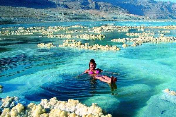 Экскурсии с Мертвого моря