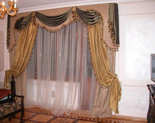 купить красивые шторы в спальню
