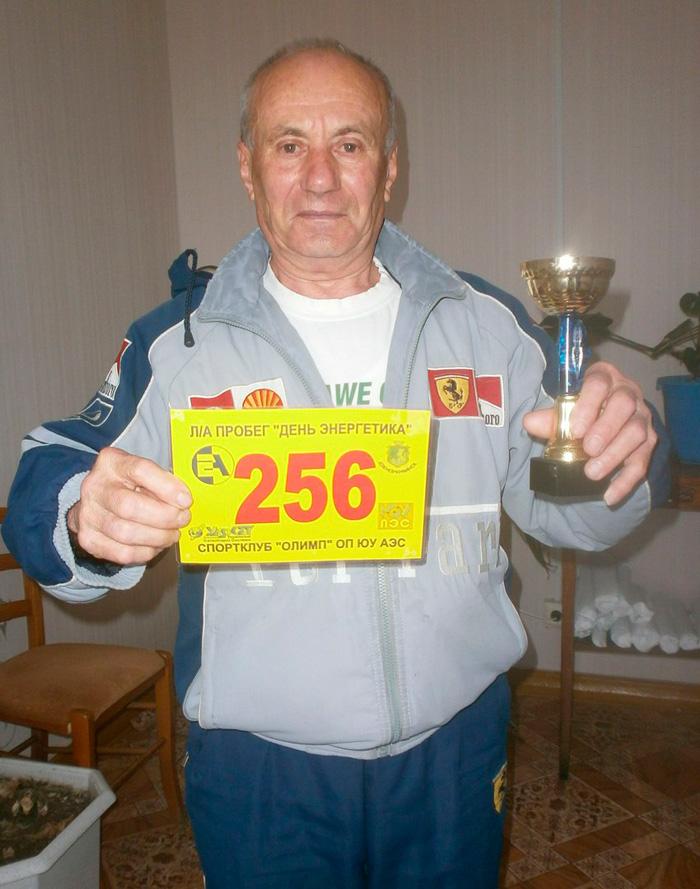 Измаильские любители бега отличились на всеукраинском соревновании!