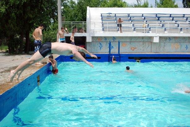 Измаил, бассейн