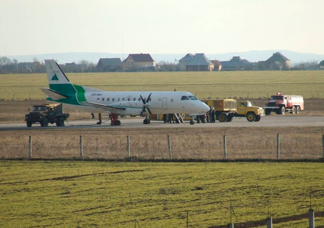 аэропорт Измаил