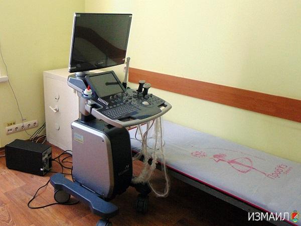 В Измаиле модернизируется медицина