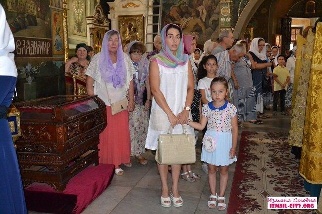В Измаиле отметили День семьи, любви и верности. ВИДЕО