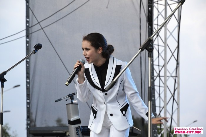 Измаил отметил День флота и День молодежи. ФОТО
