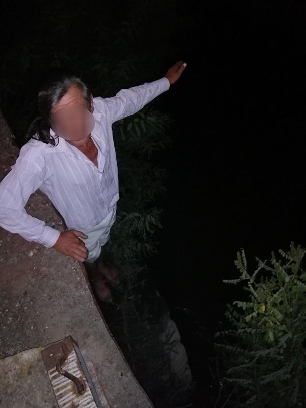 Ночью гражданин Украины пытался переплыть Дунай. ФОТО