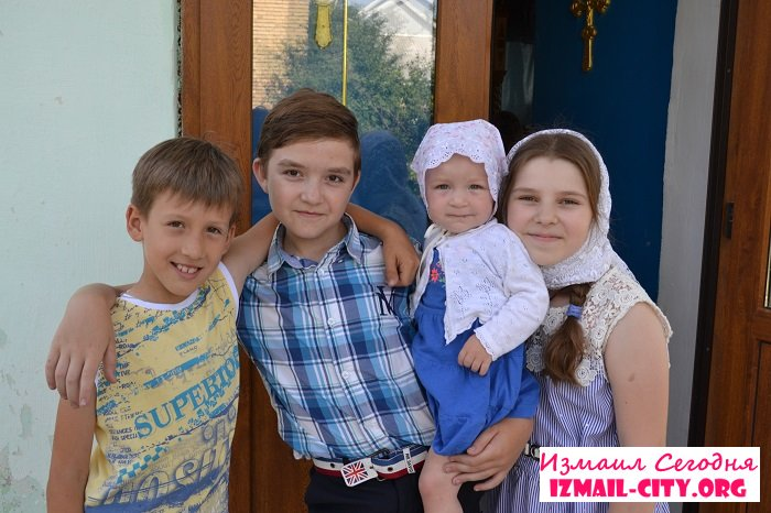 Храмовый праздник в селе Лощиновка. ФОТО. ВИДЕО