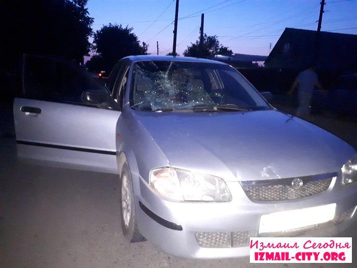 В Измаиле серьезное ДТП с пострадавшими. ФОТО
