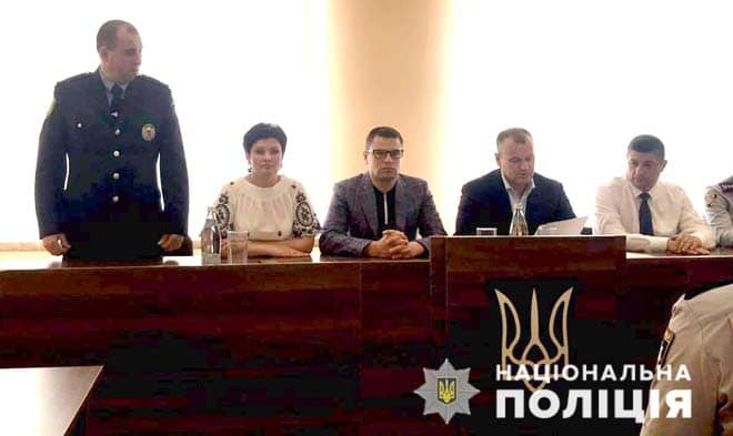 В Измаиле новый начальник полиции