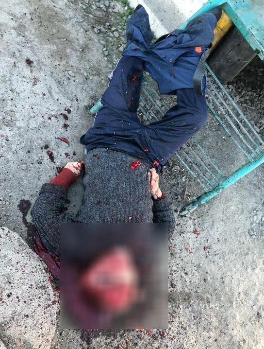 Измаильский убийца-психопат погиб. ФОТО
