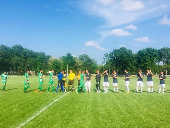 Футбол: СК «Измаил» и Дмитровка сыграли вничью