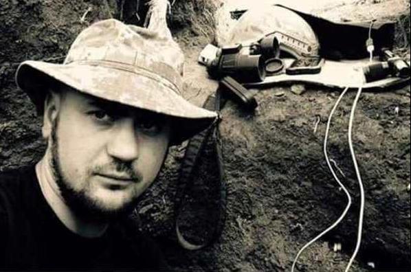 В селе Приозерном Килийского района похоронили погибшего на Донбассе морпеха