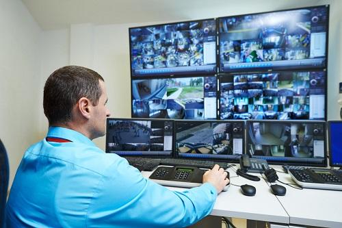 Услуги профессионального охранного агентства