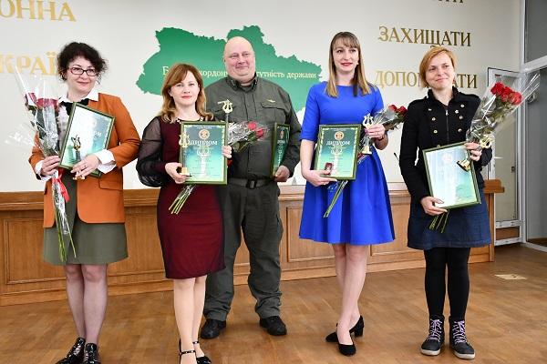 Измаильская журналистка стала лауреатом конкурса Государственной пограничной службы Украины «Смарагдова ліра»