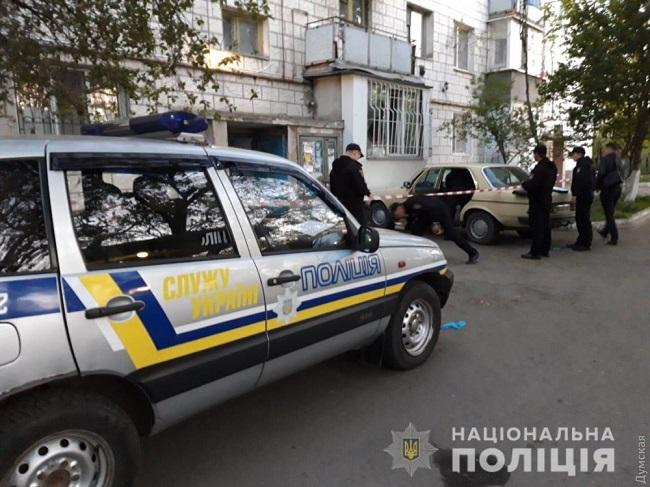 В Измаиле в одном из многоквартирных домов произошел взрыв