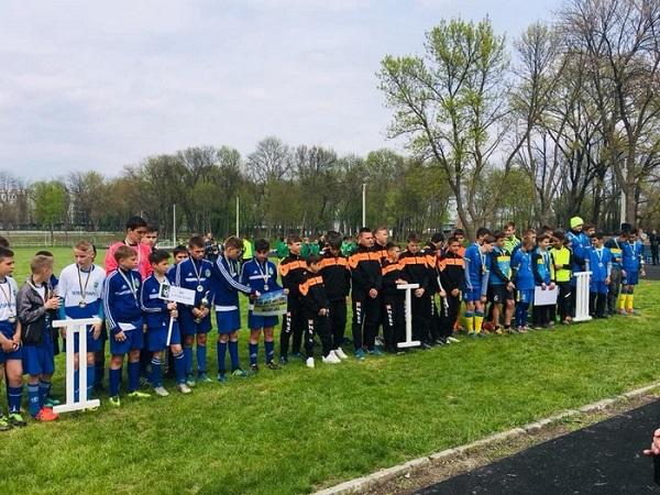 В Измаиле завершился юбилейный футбольный турнир