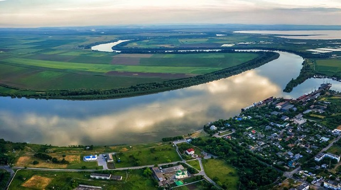 С 26 апреля установлен запрет на специализированный лова сельди на реке Дунай
