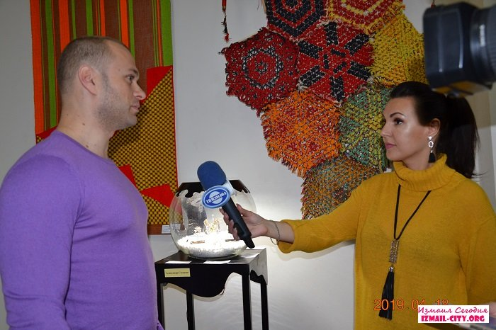 Всеукраинская выставка декоративно-прикладного искусства «МИР БОЖИЙ, КАК ПАСХА». ФОТО
