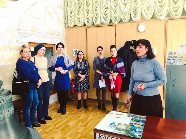 В Измаиле открылась выставка о гербе Украины