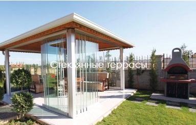 Цельностеклянные конструкции под заказ, проектирование и дизайн