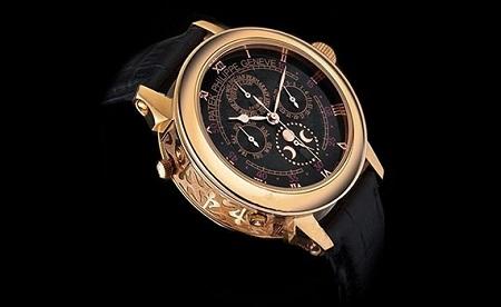 Часы Patek Philippe Sky Moon (Black) и их достоинства