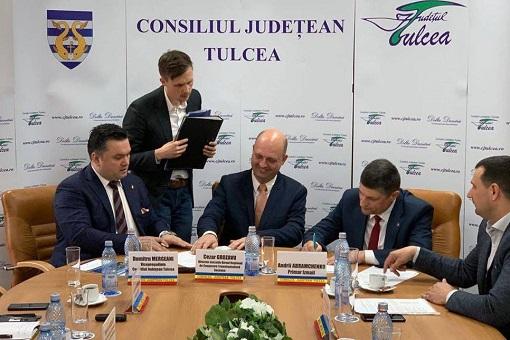 Мэр Измаила об инвестиционном проекте «Трансграничная структура здравоохранения»