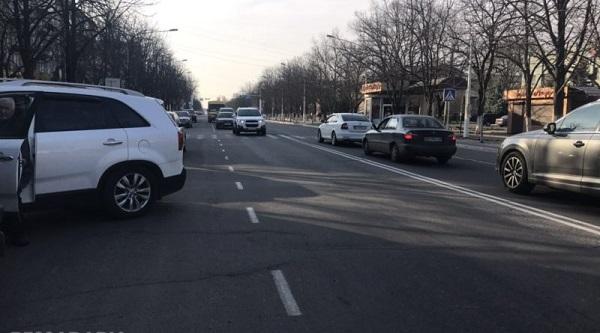 ДТП. В Измаиле на переходе сбит пешеход