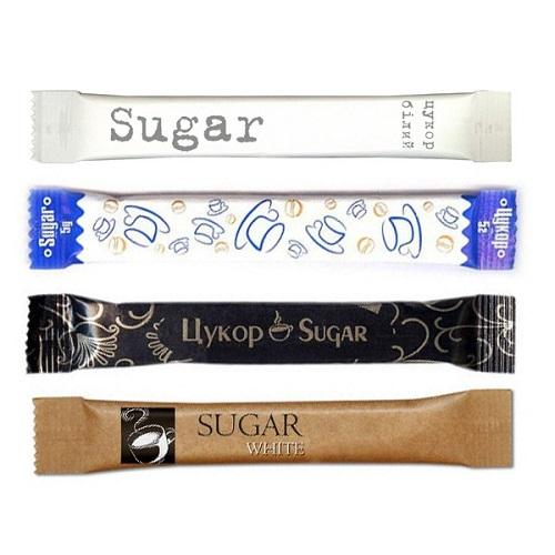Порционный сахар в стиках с доставкой по всей Украине