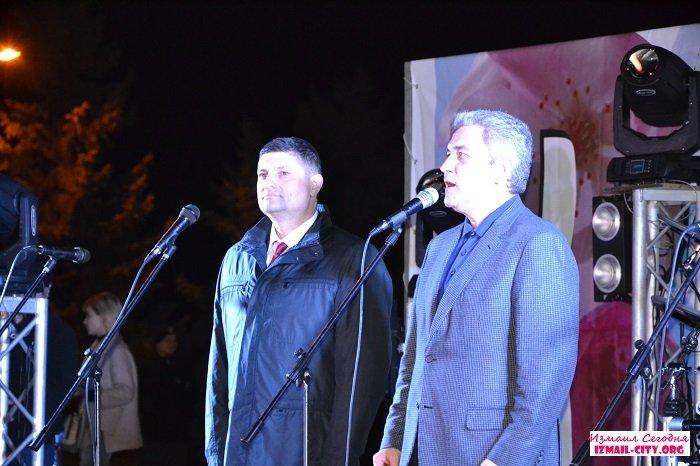 Народное гуляние «Встреча весны» в Измаиле