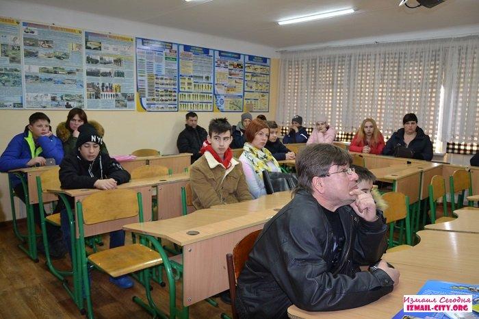 День открытых дверей в военно-морском лицее. ФОТО