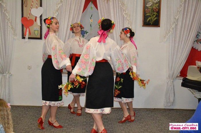 1 марта  в Измаильском историко-краеведческом музее Придунавья встретили весну