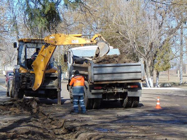 В Измаиле начался капитальный ремонт дорог. ФОТО