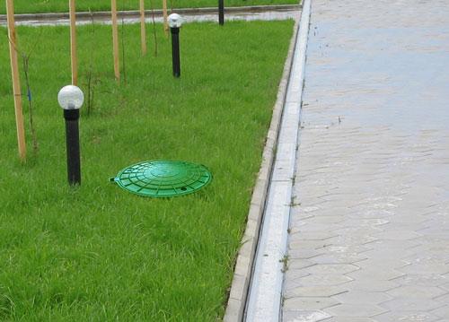 Пластиковые канализационные люки для современного обустройства смотровых колодцев