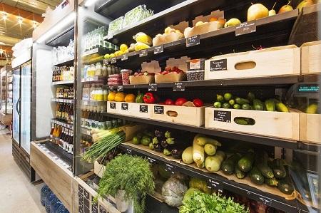 Специализированное холодильное оборудование для продуктовых магазинов