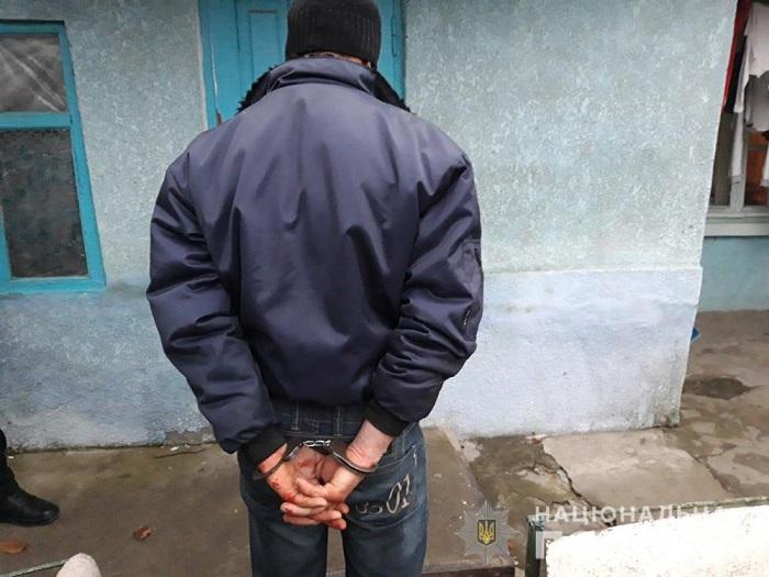 В Измаиле арестован убийца. ВИДЕО