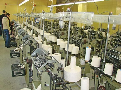 Строительные ХБ перчатки от производителя