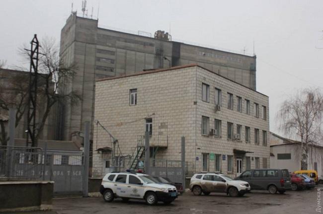 На измаильском элеваторе выявлено крупное хищение зерна
