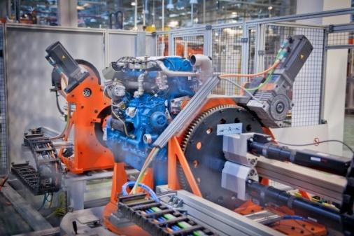 Профессиональное оснащение промышленных предприятий