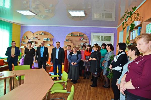 Состоялось открытие медиа-центра в пгт Суворово