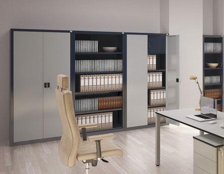 Какими должны быть удобные офисные шкафы?