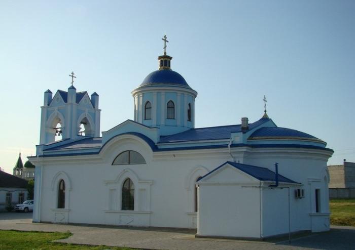 Свято-Успенская церковь Измаил